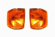 Land Rover Discovery 94-98 Arancione Anteriore Indicatori Set Coppia Sinistro Dx