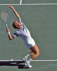 World Tennis Champion BORIS BECKER Glossy 8x10 Photo Print Poster
