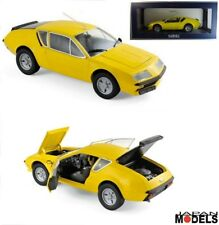 RENAULT ALPINE A310 1977 YELLOW Norev 18143 Collectors Die Cast 1/18 Nuovo New