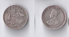 Australia   sixpence 1914