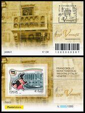 2017 128° Veronafil - Italia - tessera filatelica