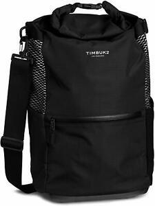 TIMBUK2 Lightweight Pannier Jet Black OS One Size Bag $99 Retail!