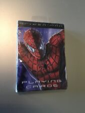 Spider-Man The Movie Playing Cards Vintage Sealed Deck Pack