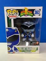 BLUE RANGER-FUNKO POP! TELEVISION-POWER RANGERS 363-BOLLINO ONLY @ GAMESTOP