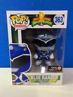 BLUE RANGER-FUNKO POP! TELEVISION-POWER RANGERS 363-BOLLINO ONLY @ GAMESTOP