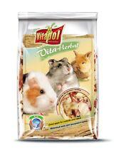 VITAPOL Vita Herbal 5-er Set Apfelmischung für Nagetiere 100g  z4109