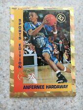 Rare 1993 Anfernee Penny Hardaway Sports Edition Promo Basketball Card Rookie