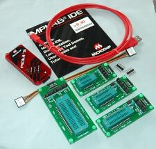 ICSP Adapter ZIF Kit w/ PICkit 3 USB Programmer