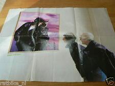019 VINTAGE PUCH MOPED POSTER BROCHURE 1979 MODELS MONZA,CRAZY HORSE,MAXI DUTCH