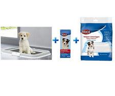 Welpentoilette WC Hundetoilette Hundeklo Puppy Trainer + SET