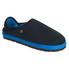 Pantofole da uomo neri Animal