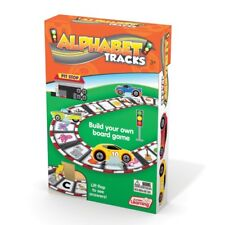 Junior Learning Alphabet Tracks Toy
