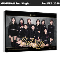 GUGUDAN Cait Sith 2nd Single Album CD+Poster+56p Booklet+2p PhotoCard KPOP
