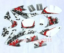 CRF50 3M Eagle Decals Graphics For honda CRF 50 bike SSR SDG DHZ Sticker faulty