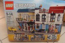LEGO Creator 31026 Bike Shop & Café (1,023 pieces)