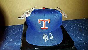 Nolan Ryan Rare Original Autographed Signed Texas Rangers Hat! COA!