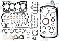 NEW 97-01 Honda Prelude Si 2.2 H22A4 DOHC VTec Cylinder Full Engine Gasket Set