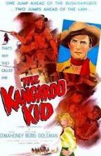 The Kangaroo Kid       1950       Aussie Western    DVD