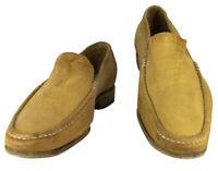 Sutor Mantellassi Jaune Chaussures Taille 8.5 (US) / 7.5 ( Ue )
