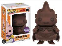 CONVENTION Exclusive Funko Pop! Dragon Ball Z Majin Buu ( Chocolate )
