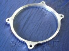 """POLISHED 1"""" OFFSET FRONT ENGINE TO PRIMARY SPACER FOR HARLEY"""