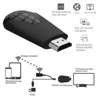 Mirascree WiFi Display Anzeige Empfänger HDMI 1080P TV Dongle Miracast Airplay