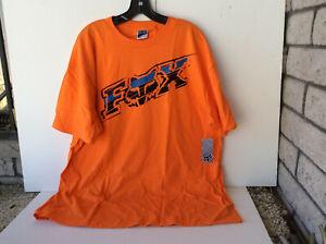 FOX RACING SWITCH XL T-SHIRT DIRT BIKE MX