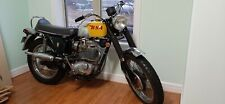 CLASSIC 1969 BSA 441 VICTOR SPECIAL, 5,485 MILES