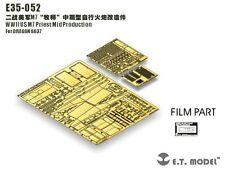 ET MODEL 1/35 #E35052 M7 Priest Mid Production Detail Up Set for DRAGON 6637
