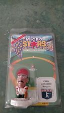 1995 JUAN GONZALEZ MICRO STARS MLB COLLECTOR'S SERIES FIGURE - NEW