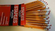 Staples 48 Pencils box