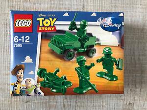LEGO Disney Toy Story Soldaten (7595) NEU & OVP