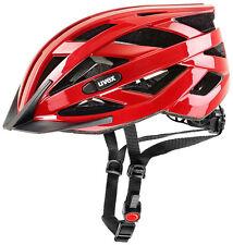 UVEX Fahrrad Helm i-vo red metallic 52-57 UVP 49,95 € für GIANT KTM DAHON Tern