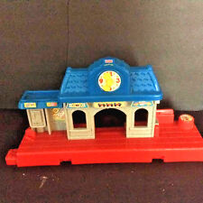 Fisher Price Little People Lil'Movers Train Station H5689 Replacements Part