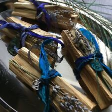 Palo Santo Bundle Gift Set Metaphysical Smudge incense