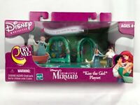 "Hasbro Disney The Little Mermaid ""Kiss the Girl"" Playset 2002"