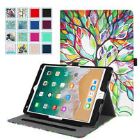 For iPad Pro 12.9-inch 2nd Gen 2017 Case Folio Stand Cover Multi-Angle Viewing
