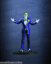 Joker Statue 1646/5000 DC Universe Online Jim Lee DC Direct NEW SEALED