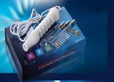 SALES! HF-Stab Set Tragbar Hochfrequenz Akne Haarausfall Faltenreduzierung Gerät