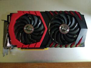 MSI GeForce GTX 1060 6GB DDR3 Video Card