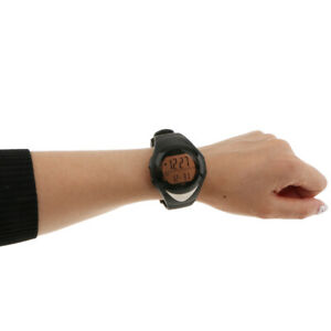 Magideal LCD Display Kalorienzähler Puls Pulsuhr Uhr Fitness