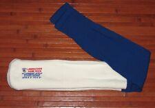 NEW YORK GIANTS Authentic NFL Linebacker Game Socks Team Issued Blue New
