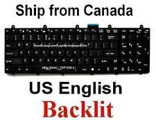 MSI GT60 GT70 MS-16F3 MS-1762 MS-1763 Keyboard - US English Backlit V139922AK1