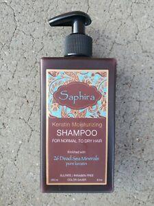Saphira Mineral Treatment Shampoo 8.5 Oz