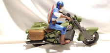 First Avengers Marvel RC  Motorcycle Captain America W / Sidecar Only
