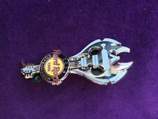Hard Rock Cafe Copenhagen pin viking fantasy warrior axe limited edition