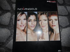 NO ANGELS  FOTO BUCH + 1  MAGAZIN   11/14
