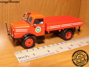 HORCH H3A 1:43 TRUCK CAMION RDA 1952 MINT!!!