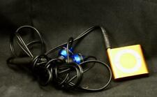 Apple iPod 4th Gen Orange A1373 2GB MP3 Player with Earbuds Bundle