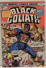 Black Goliath #1 . 2nd Appearance and Origin of Black Goliath (1976)